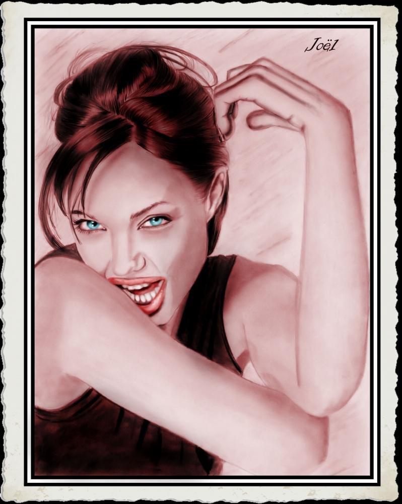 Angelina Jolie by klk68